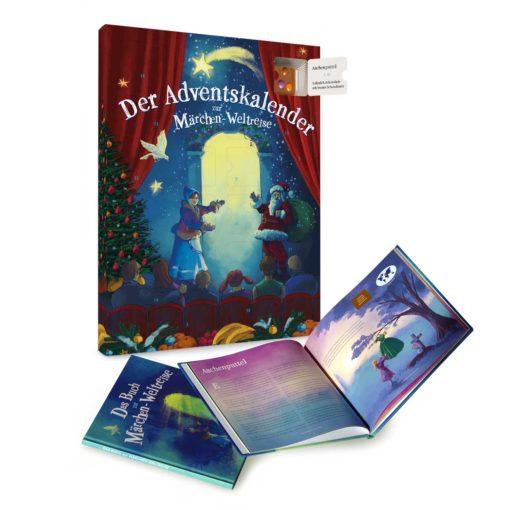 Märchen Weltreise Adventskalender